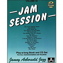 Jamey Aebersold Jam Session Book and CD