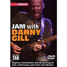 Hal Leonard Jam With Danny Gill - Lick Library DVD
