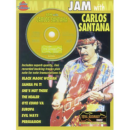 Alfred Jam with Carlos Santana-Book/CD