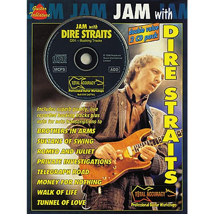 Hal LeonardJam with Dire Straits Book with 2 CDs