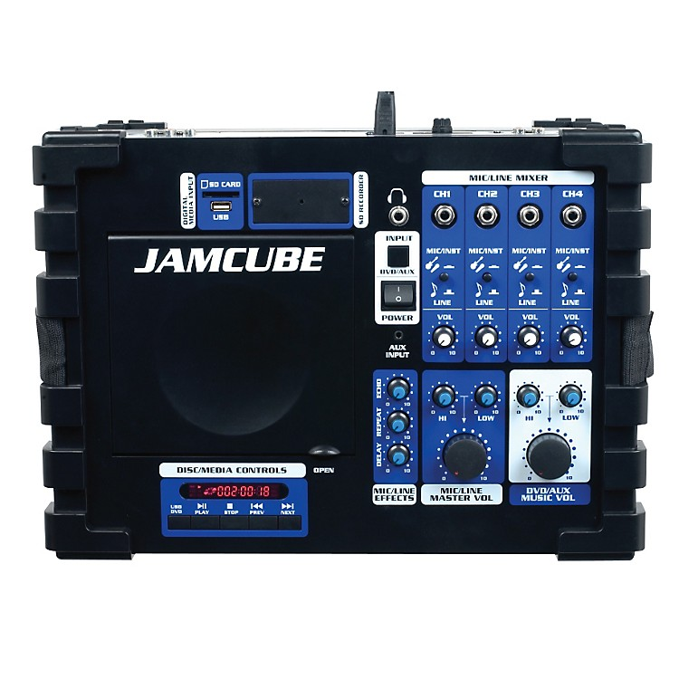 VocoProJamCube Mini PA System