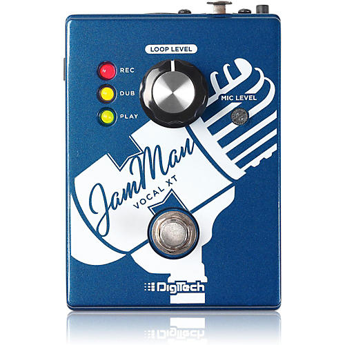 DigiTech JamMan Vocal XT Vocal Looper Effects Pedal-thumbnail
