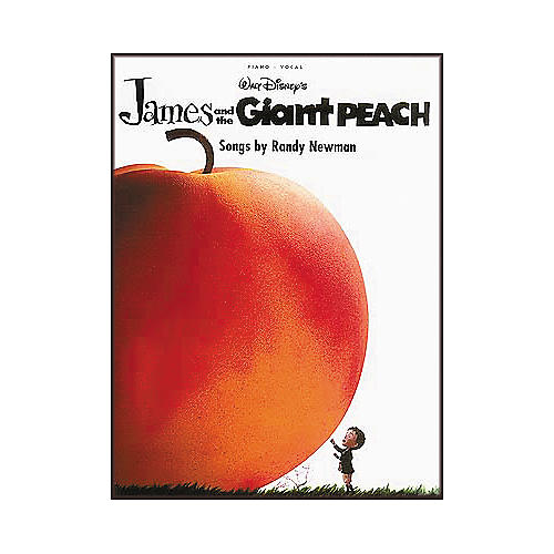 Hal Leonard James And The Giant Peach Piano/Vocal/Guitar Songbook-thumbnail