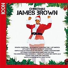 Universal Music Group James Brown - Icon Christmas CD