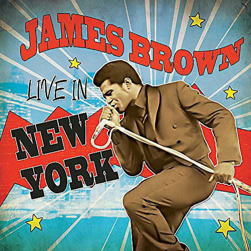 Alliance James Brown - Live in New York
