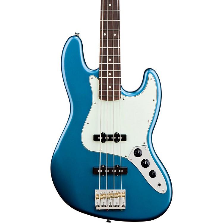 SquierJames Johnston Jazz BassLake Placid Blue