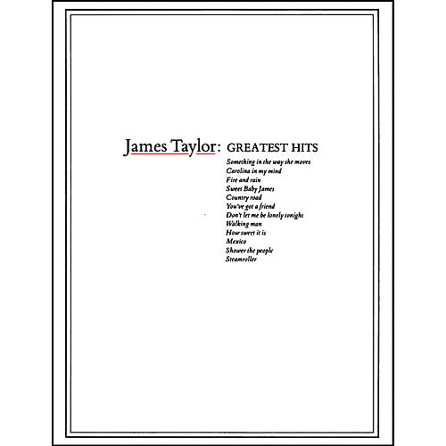Alfred James Taylor Greatest Hits