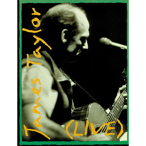 Alfred James Taylor (Live) Book
