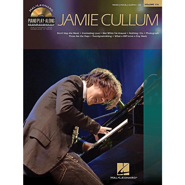 Hal LeonardJamie Cullum - Piano Play-Along Series Volume 116 Book/CD