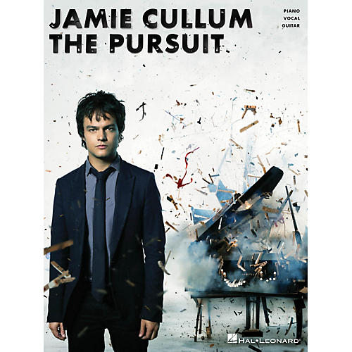 Hal Leonard Jamie Cullum - The Pursuit PVG Songbook