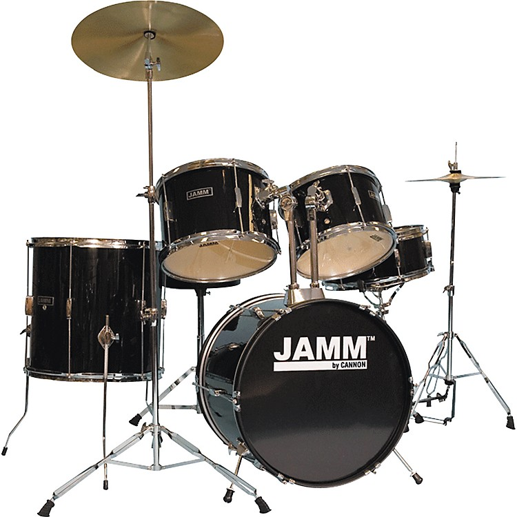 Cannon Percussion Jamm Club Series 5-Piece Jazz Drum Set