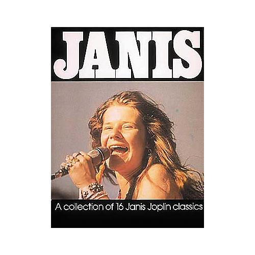 Hal Leonard Janis Joplin Classics (Songbook)-thumbnail
