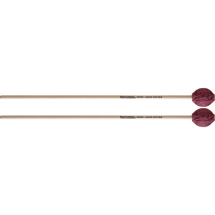 Innovative PercussionJanis Potter Series Birch Marimba MalletsMEDIUM HARDBIRCH