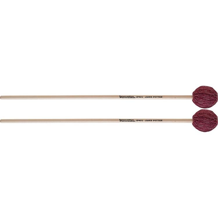 Innovative PercussionJanis Potter Series Birch Marimba MalletsSOFTBIRCH