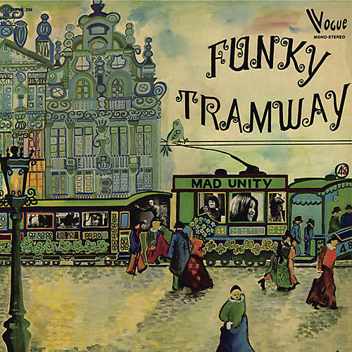 Alliance Janko Nilovic - Funky Tramway