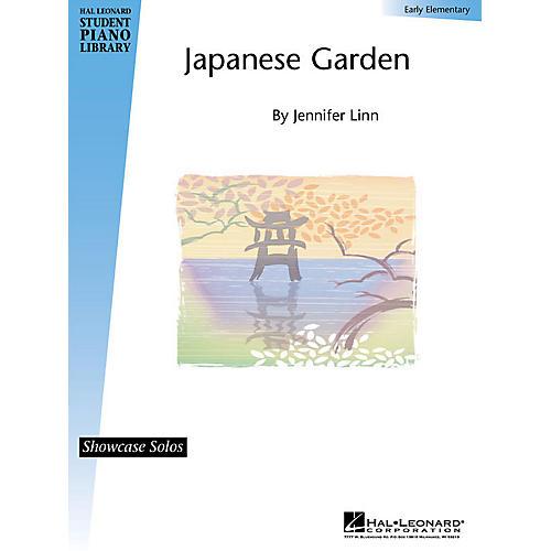 Hal Leonard Japanese Garden Piano Library Series by Jennifer Linn (Level Early Elem)-thumbnail