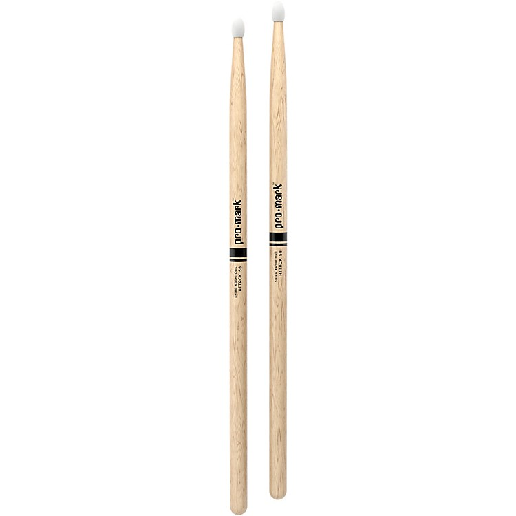PROMARK Japanese White Oak Drumsticks Nylon 5B