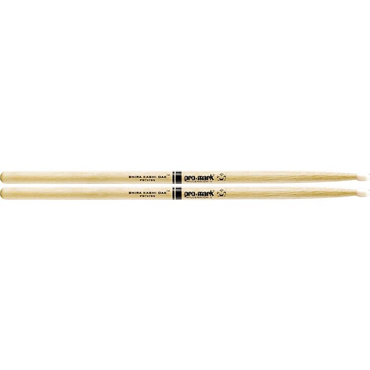 PROMARKJapanese White Oak DrumsticksNylon747BN