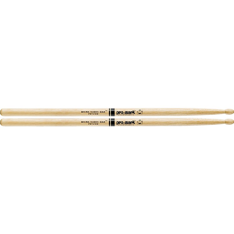 PROMARK Japanese White Oak Drumsticks Wood 747B