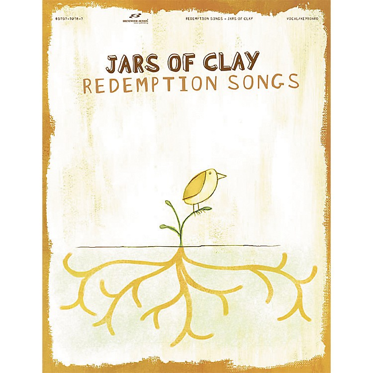 Brentwood-BensonJars of Clay - Redemption Songs Piano, Vocal, Guitar Songbook