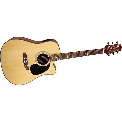 Jasmine Jasmine Series ES33C Dreadnought Acoustic-Electric Guitar