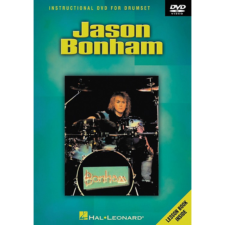 Hal Leonard Jason Bonham - Instructional DVD