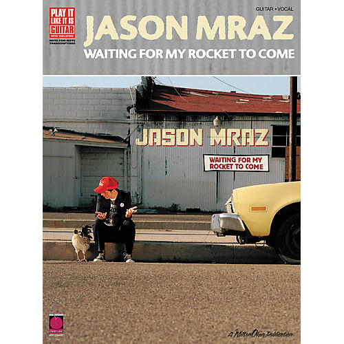 Cherry Lane Jason Mraz - Waiting for My Rocket to Come