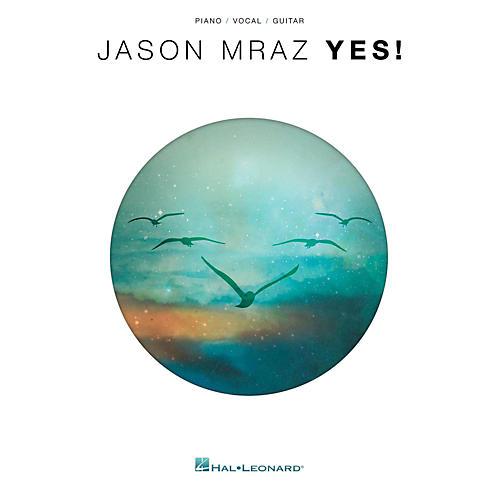 Hal Leonard Jason Mraz - Yes for Piano/Vocal/Guitar-thumbnail