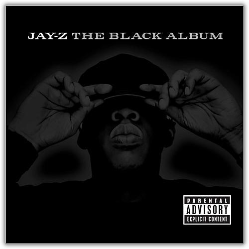 Universal Music Group Jay Z - The Black Album Vinyl LP-thumbnail