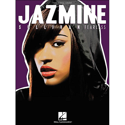 Hal Leonard Jazmine Sullivan - Fearless arranged for piano, vocal, and guitar (P/V/G)-thumbnail