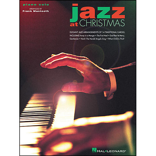 Hal Leonard Jazz At Christmas arranged for piano solo