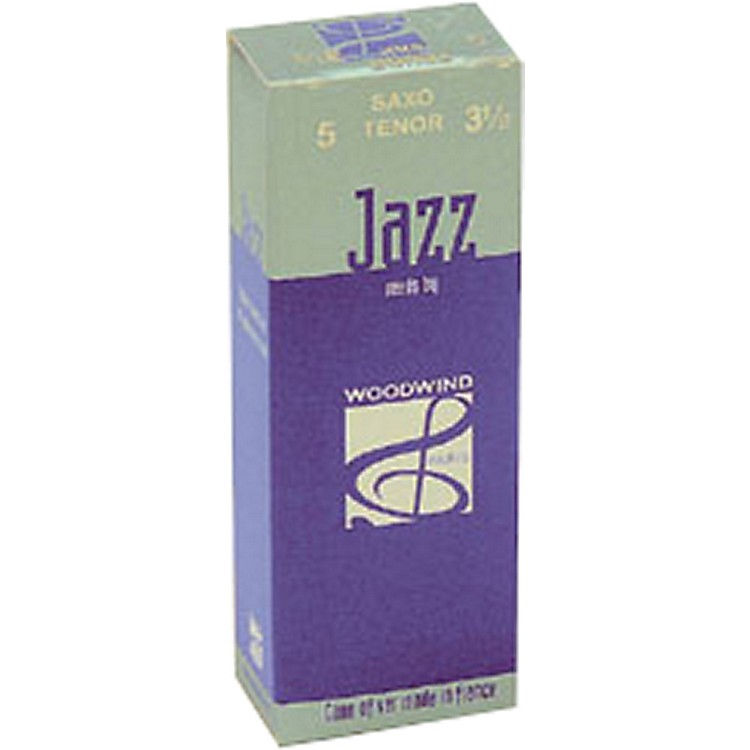 Woodwind Paris Jazz Baritone Saxophone Reeds Strength 2.5