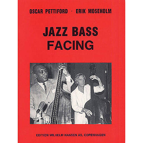 Music Sales Jazz Bass Facing Music Sales America Series Written by Oscar Pettiford-thumbnail