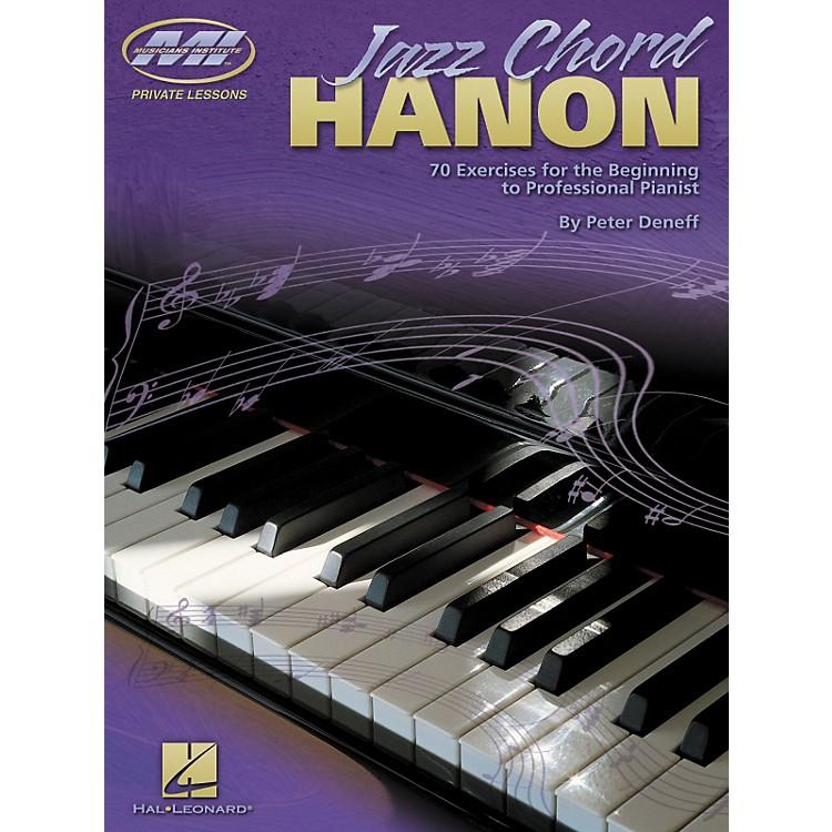 Hal LeonardJazz Chord Hanon