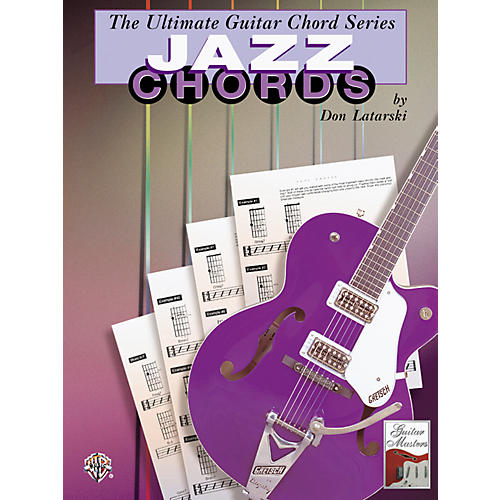 Alfred Jazz Chords Book