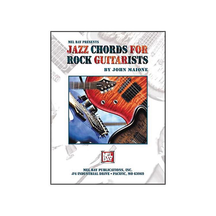 Mel BayJazz Chords for Rock Guitarists Book