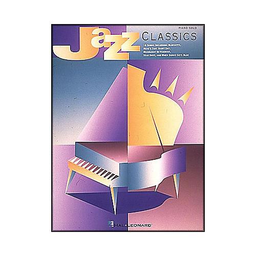 Hal Leonard Jazz Classics Piano Solo