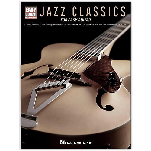Hal Leonard Jazz Classics for Easy Guitar (With Tab)