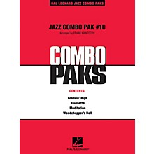 Hal Leonard Jazz Combo Pak #10 (with audio download) Jazz Band Level 3 Arranged by Frank Mantooth
