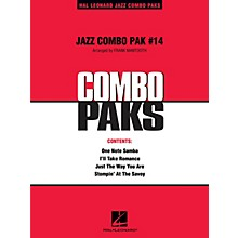 Hal Leonard Jazz Combo Pak #14 (with audio download) Jazz Band Level 3 Arranged by Frank Mantooth