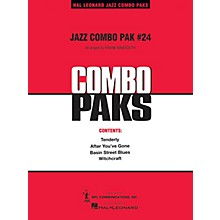 Hal Leonard Jazz Combo Pak #24 (with audio download) Jazz Band Level 3 Arranged by Frank Mantooth