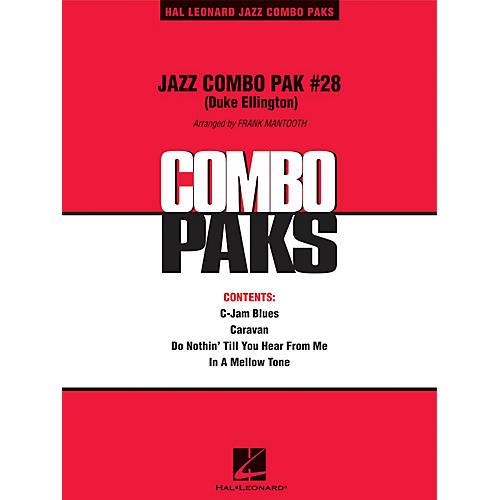 Hal Leonard Jazz Combo Pak #28 (Duke Ellington) Jazz Band Level 3 by Duke Ellington Arranged by Frank Mantooth-thumbnail