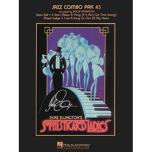 Hal Leonard Jazz Combo Pak #3 (with audio download) Jazz Band Level 3-4 Arranged by Roger Pemberton
