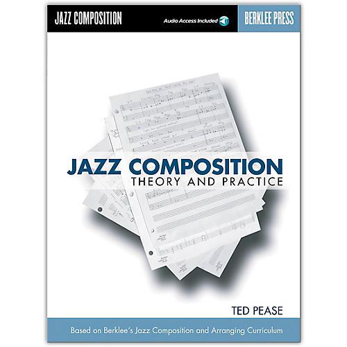 Berklee Press Jazz Composition (Book/CD)