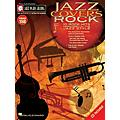 Hal Leonard Jazz Covers Rock (Jazz Play-Along Volume 158) Jazz Play Along Series Softcover with CD-thumbnail