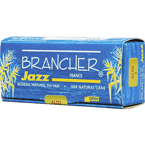 Brancher Jazz Double Cut Alto Saxophone Reeds-thumbnail