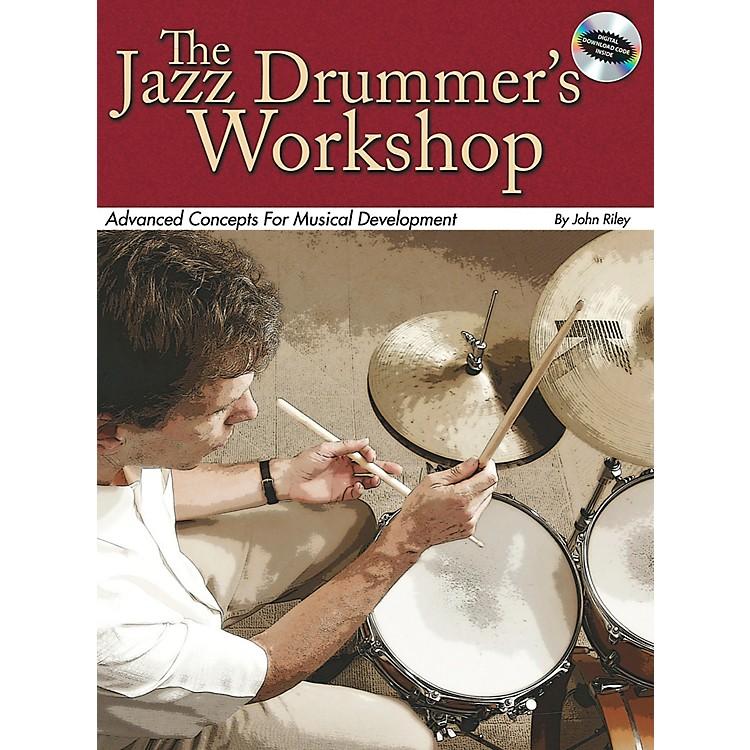 Hal LeonardJazz Drummers Workshop - Advanced Concepts for Musical Development Book/CD