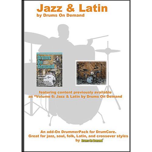 Submersible Music Jazz Drums