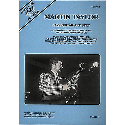 Hal Leonard Jazz Guitar Artistry Book-thumbnail