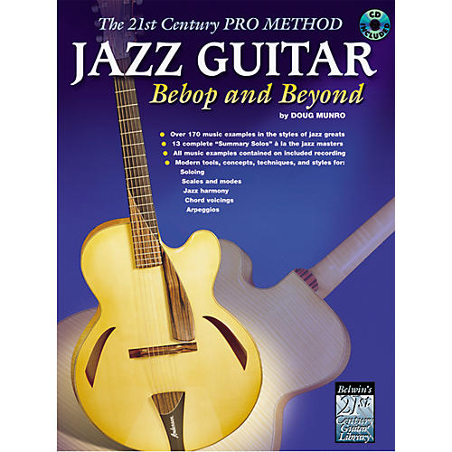 Alfred Jazz Guitar (Book/CD)